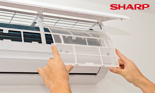 sharp air conditional